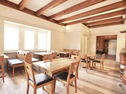 Wohnheim mit Gemeinschaftsraum und Küche (16 Zimmer)