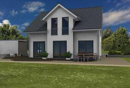 Neubau Einfamilienhaus in Wartenberg - Hohenschönhausen.
