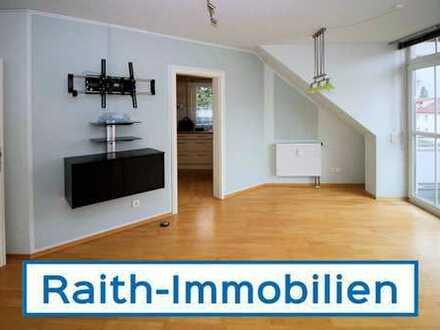 4 Zi. Dachgeschosswohnung in Königsbrunn - sofort frei