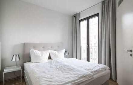 Möbliertes schönes 1,5-Zimmer Wohnung