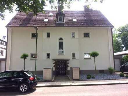 Gemütliche Dachgeschosswohnung mit Potential