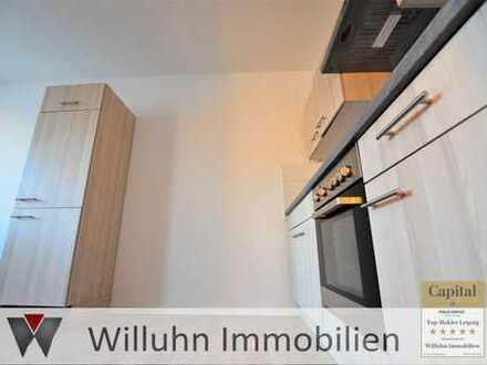 Ausblick, Balkon, Einbauküche was will man mehr?