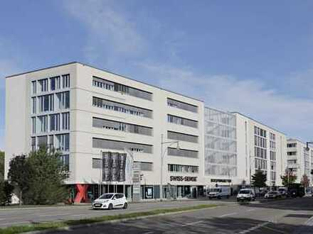 Freiburg Bahnhofsachse ++ 2 attraktive, möblierte Penthouse-Büros