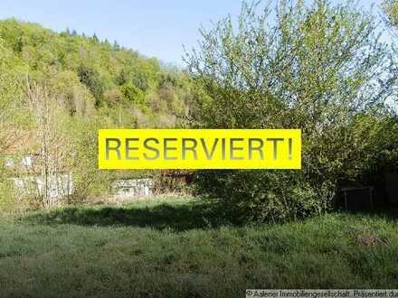 RESERVIERT! Großzügiges Grundstück in Bopfingen-Aufhausen
