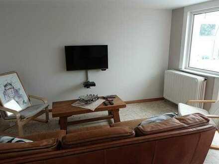 Exklusive, sanierte 2-Zimmer-Wohnung mit Balkon und Einbauküche in Bühl