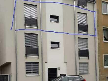 Geräumige, neuwertige 3-Zimmer-Wohnung mit gehobener Innenausstattung in Schweinfurt