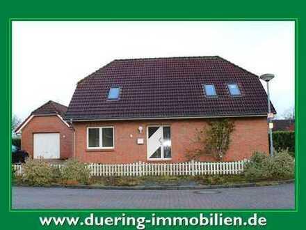 Neue Oberwohnung in Strücklingen zum 01. Mai 2019 bezugsfertig!
