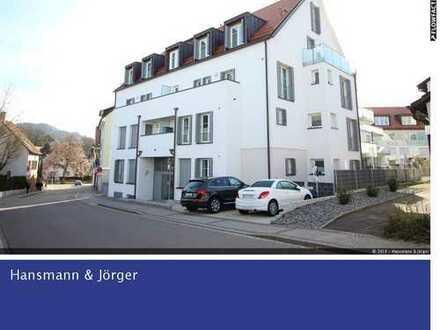Moderne und helle _ 2 Zimmer NEUBAU Wohnung in Stadtmitte Gengenbach