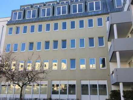 1.331 m² Bürofläche und 28 Stellplätze im Zentrum Süd