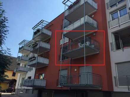 2 Zimmer-ETW mit Balkon und EBK im Herzen von Wehr