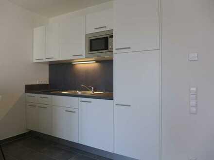 Stilvolle, neuwertige 1-Zimmer-Wohnung mit Balkon und Einbauküche in Pforzheim