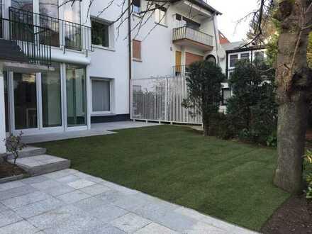 Sanierte Doppelhaushälfte in Ludwigshafen Süd nähe Parkinsel