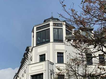 Luxussaniert Wohnen mit Turm & Panorama-Aussicht