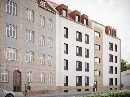 Stilvolle 5-Zimmer-Maisonette-Wohnung mit Dachterrasse und Balkon - WE 32
