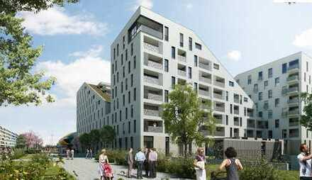Neuwertige 2-Zi. Wohnung mit EBK direkt an der U-Bahn