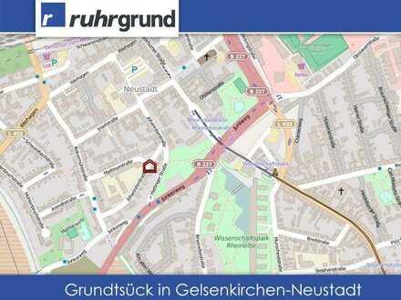 Grundstück mit Altbebauung in Gelsenkirchen-Neustadt