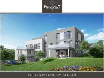 Bad-Vilbel - Niederberg: 4 Zimmer Wohnung - Elegantes Wohnen mit Taunusblick