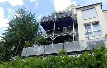 3-Zimmer Wohnung mit traumhaftem Balkon und schöner Aussicht