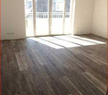 WG geeignete 2 Zi.-Wohnung mit Balkon und Fußbodenheizung!