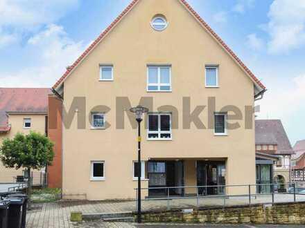 Altersgerechtes Wohnen: Betreute Seniorenwohnung mit tollem Balkon als stabile Kapitalanlage
