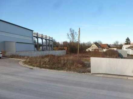Gewerbegrundstück am Industriepark A7