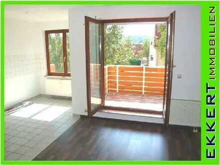 Moderne Single-Wohnung mit Einbauküche und Südbalkon
