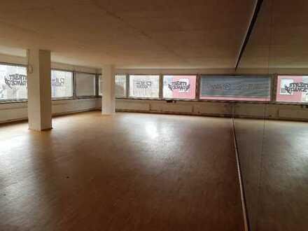 Büroräume in Heilbronn Zentrum.