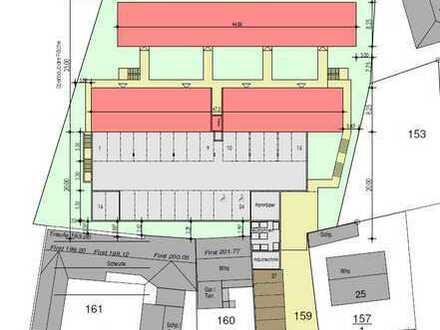 Barrierefreie Neubauwohnungen im Zentrum Fränkisch-Crumbachs