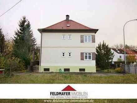 Charmantes, renovierungsbedürftiges Anwesen auf großem Grundstück in beliebter Wohnlage!