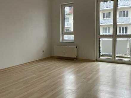 Gemütliche 1-Raum-Wohnung mit Balkon!