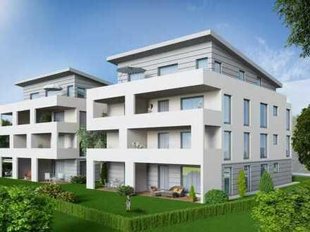 4 Zimmer-Neubauwohnung mit Garten
