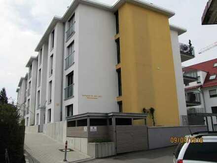 Neuwertige Terrassenwohnung - ökologische BHKW-Anlage