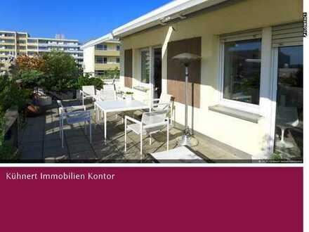 Einzel-Penthouse Weinheim-West für Kapitalanleger