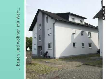 Großzügige 2 Zimmerwohnung mit Einbauküche in Eggenstein