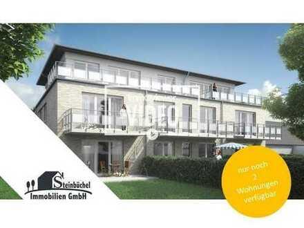 Neubau-Erstbezug: Traumhafte 3-Zimmer-Wohnung mit Garten in Süd-West-Ausrichtung