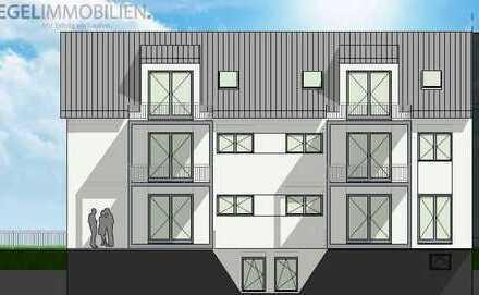 Sie hier ? Wir auch ! NEUBAU Provisionsfreie Etagenwohnung in Bestlage im 7-Familienhaus! Nr.4