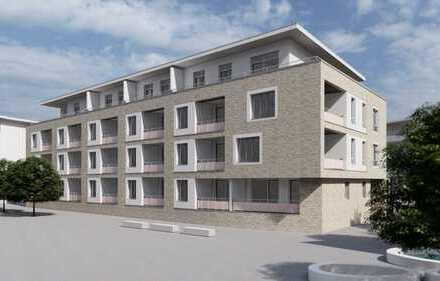 Selm: Erstbezug: Barrierefreie 50m²-Wohnung mit Einbauküche, Bezug Herbst 2020!