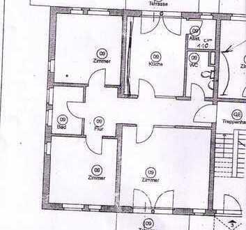 Schöne und helle 3-Zimmer Wohnung mit Garten in Essen Stoppenberg