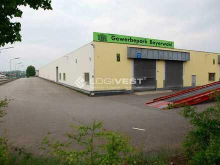 Lagerhalle in Erfurt an der A 71