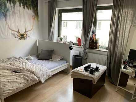 26m² in 2er WG mit eigenem Bad in Maxvorstadt
