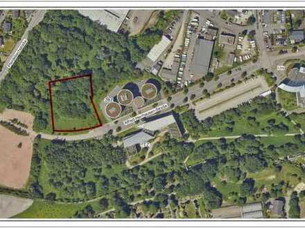 Grundstück für ein Parkhaus an der Alfred-Herrhausen-Straße