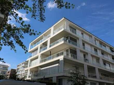 Neubauwohnung mit Weserblick, sep. Küche, Balkon, 2 Bäder - ein Traum.