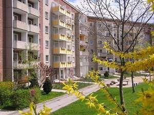 Wohnen am Cainsdorfer Berg - Bezugsfertige 3-Raum-Wohnung