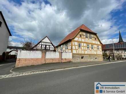 Historisches Fachwerkhaus für Liebhaber - Baudenkmal in 97633 Trappstadt/ Alsleben