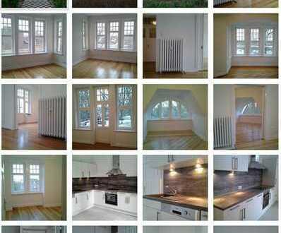 Jugendstilhaus am Schlosspark - Wunderbare helle 90 m² Wohnung (4 Zimmer)