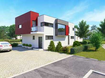 Moderne Architektur in 20 Min in der Stadt!Grundstück 25 Frei