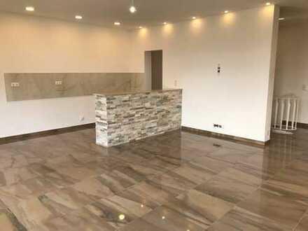 Luxus 3-Zimmer-Wohnung in der Kurstadt Waldbronn mit Hobbyraum: Erstbezug nach Sanierung