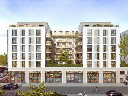 Berlin-Friedenau - 5-Zimmer-Penthouse mit Dachterrasse und Balkon