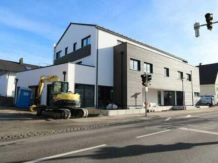 Neubau: hochwertige Mietwohnungen in Heimertingen