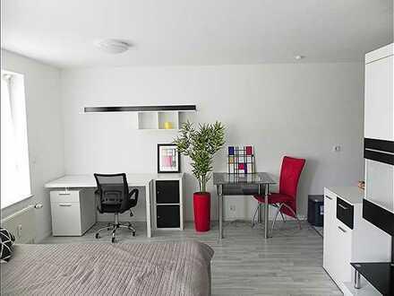 | Alles Dabei | Modernes 1,5 Zi Apartement ~ Top Zustand ~ Voll Möbliert - Ruhige Lage - Kurze Wege